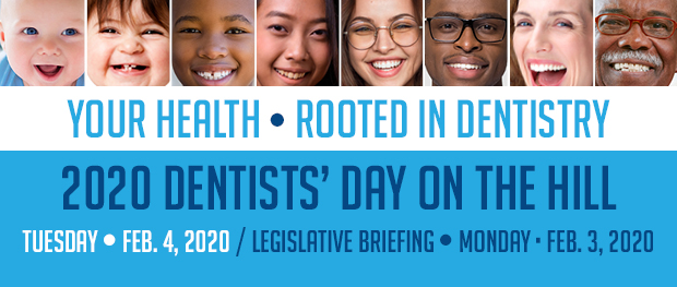 Dentists' Day on the Hill